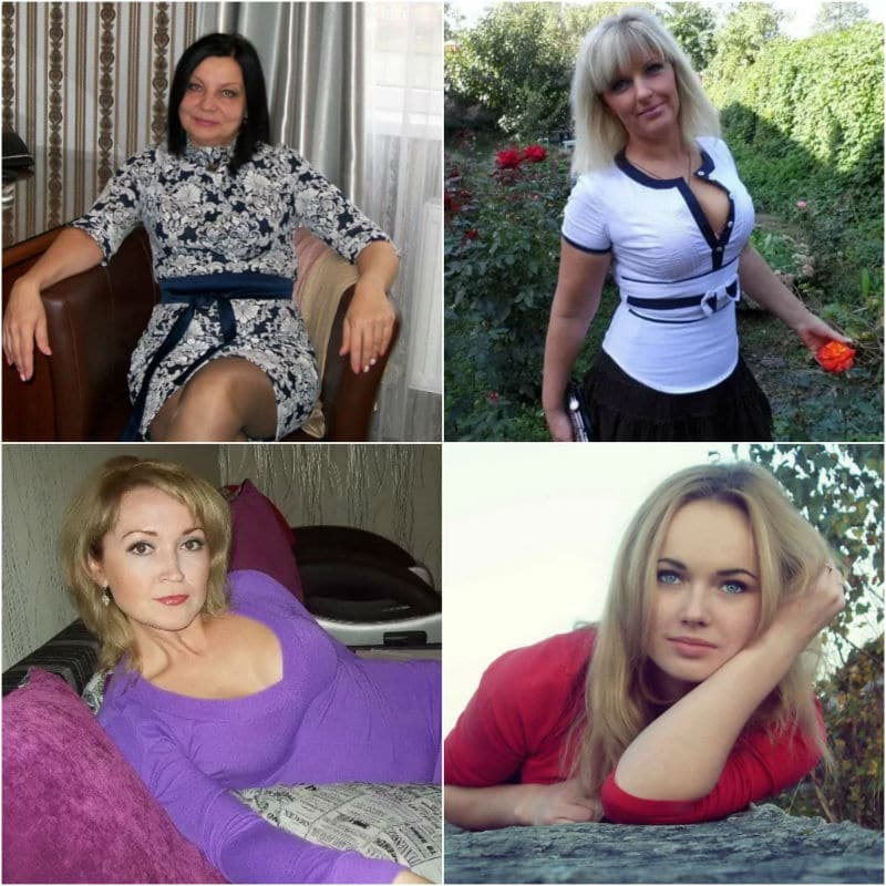 Women from Russia on dating sites