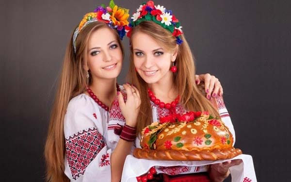 Why date Russians and Ukrainians